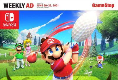 GameStop Weekly Ad Flyer June 20 to June 26