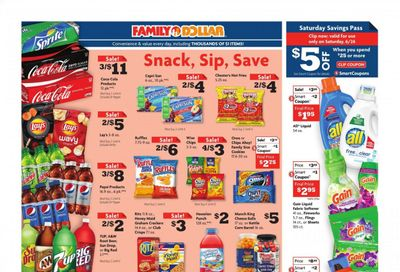 Family Dollar Weekly Ad Flyer June 21 to June 26