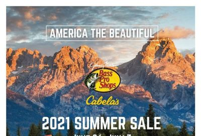 Bass Pro Shops Weekly Ad Flyer June 24 to July 7