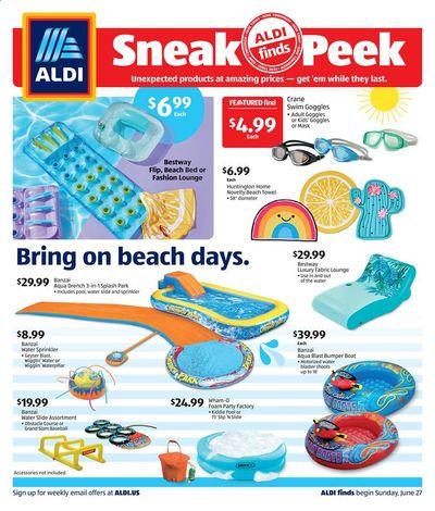 ALDI (CT, MI) Weekly Ad Flyer June 27 to July 3