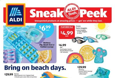 ALDI (KY, MI, MN, NJ, NY, OH, PA, VT, WV) Weekly Ad Flyer June 27 to July 3