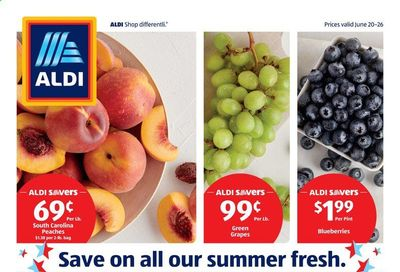 ALDI (CT, NH, NY, VT) Weekly Ad Flyer June 20 to June 26