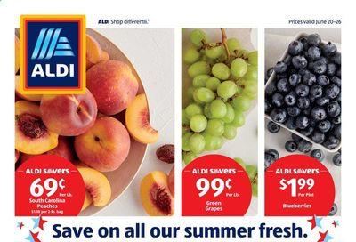 ALDI (CT, MA, NY, RI, VT) Weekly Ad Flyer June 20 to June 26