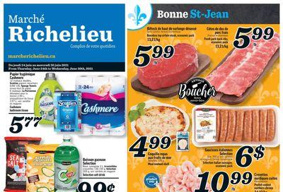 Marche Richelieu Flyer June 24 to 30