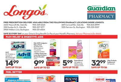 Longo's Pharmacy Flyer June 24 to August 4
