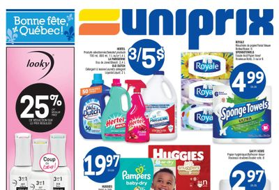 Uniprix Flyer June 24 to 30