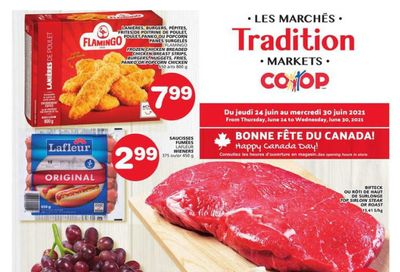 Marche Tradition (NB) Flyer June 24 to 30