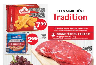 Marche Tradition (QC) Flyer June 24 to 30