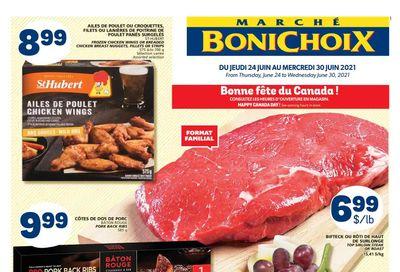 Marche Bonichoix Flyer June 24 to 30