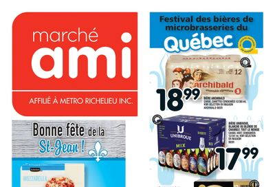 Marche Ami Flyer June 24 to 30