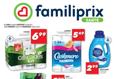 Familiprix Sante Flyer June 24 to 30