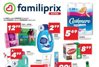 Familiprix Extra Flyer June 24 to 30