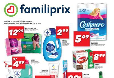 Familiprix Flyer June 24 to 30