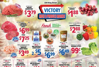 Victory Meat Market Flyer June 22 to 28