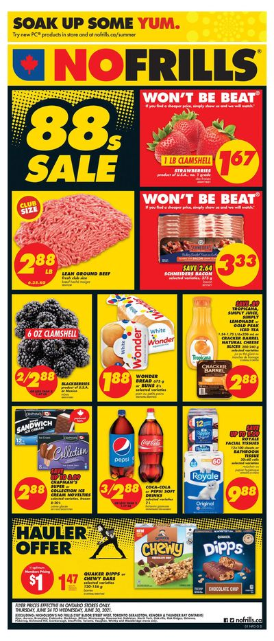 No Frills (ON) Flyer June 24 to 30
