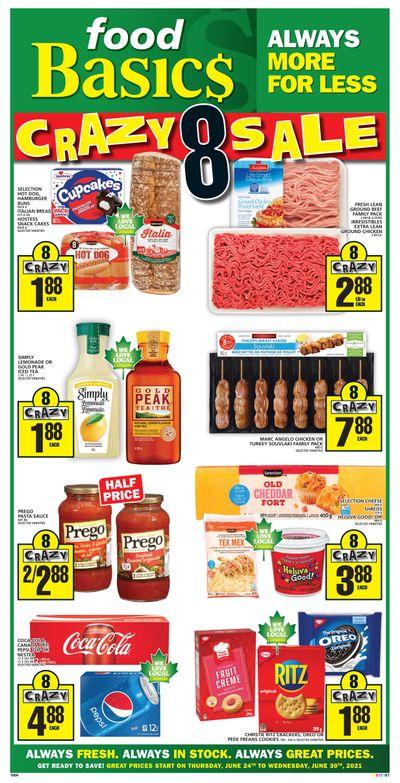 Food Basics Flyer June 24 to 30