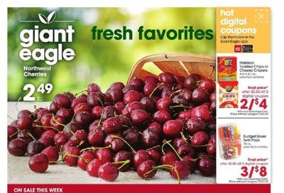 Giant Eagle (OH, PA) Weekly Ad Flyer June 24 to June 30