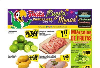 Fiesta Mart (TX) Weekly Ad Flyer June 23 to June 29
