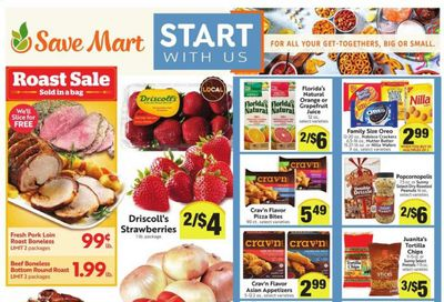 Save Mart (CA, NV) Weekly Ad Flyer June 23 to June 29