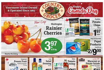 Country Grocer (Salt Spring) Flyer June 23 to 28