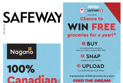 Sobeys/Safeway (AB) Flyer June 24 to 30
