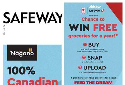 Sobeys/Safeway (SK & MB) Flyer June 24 to 30