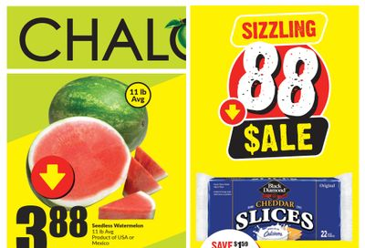 Chalo! FreshCo (West) Flyer June 24 to 30