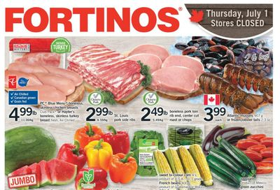 Fortinos Flyer June 24 to 30