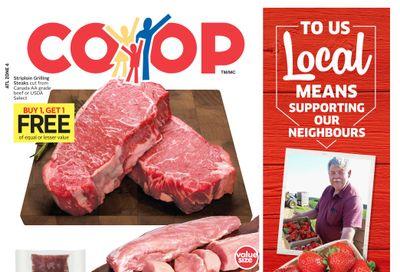 Foodland Co-op Flyer June 24 to 30