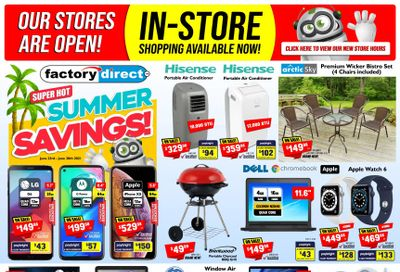 Factory Direct Flyer June 23 to 30