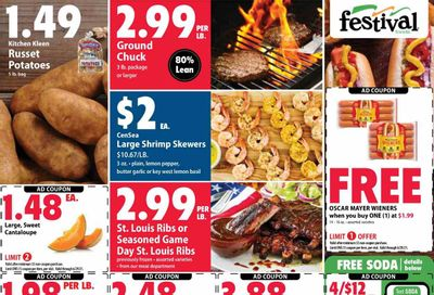 Festival Foods (WI) Weekly Ad Flyer June 23 to June 29