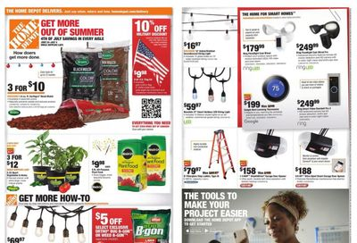 The Home Depot Weekly Ad Flyer June 24 to July 4