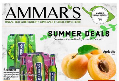 Ammar's Halal Meats Flyer June 24 to 30