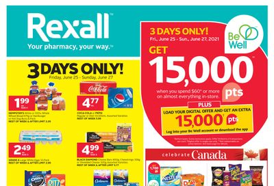 Rexall (ON) Flyer June 25 to July 1