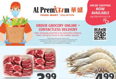 Al Premium Food Mart (Eglinton Ave.) Flyer June 24 to 30