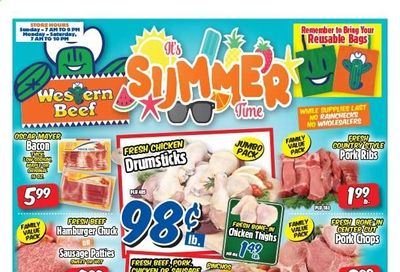Western Beef (FL, NY) Weekly Ad Flyer June 24 to June 30