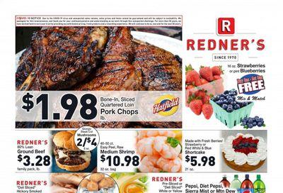 Redner's Markets (DE, MD, PA) Weekly Ad Flyer June 24 to June 30