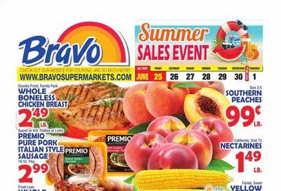 Bravo Supermarkets (CT, FL, MA, NJ, NY, PA) Weekly Ad Flyer June 25 to July 1