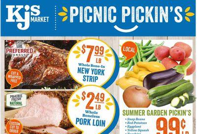 KJ´s Market (GA, SC) Weekly Ad Flyer June 23 to June 29