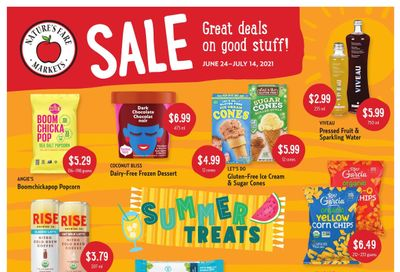 Nature's Fare Markets Flyer June 24 to July 14
