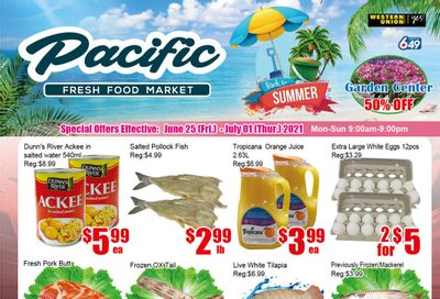Pacific Fresh Food Market (Pickering) Flyer June 25 to July 1