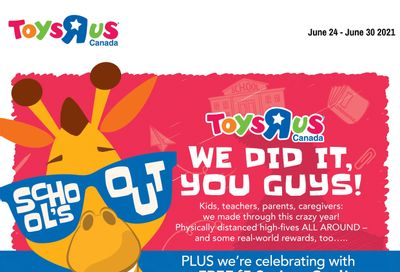 Toys R Us Flyer June 24 to 30