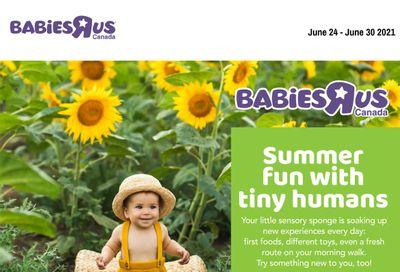 Babies R Us Flyer June 24 to 30