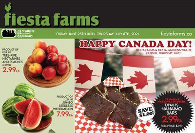 Fiesta Farms Flyer June 25 to July 8