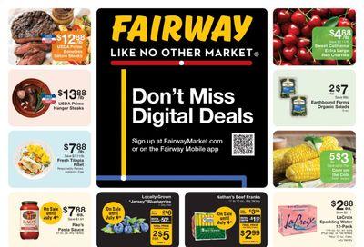 Fairway Market (CT, NJ, NY) Weekly Ad Flyer June 25 to July 1