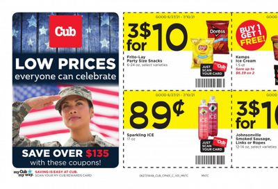 Cub Foods (MN) Weekly Ad Flyer June 27 to July 10