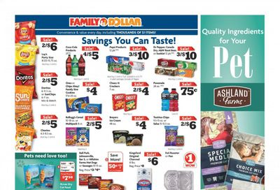 Family Dollar Weekly Ad Flyer June 27 to July 10
