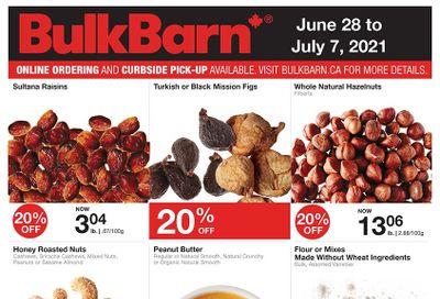 Bulk Barn Flyer June 28 to July 7