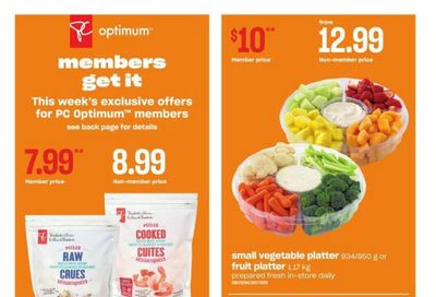 Loblaws City Market (West) Flyer June 30 to July 7
