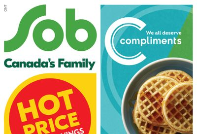 Sobeys (ON) Flyer July 1 to 7